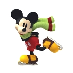 2020 Mickey on Ice, Disney Mickey Mouse, Miniature