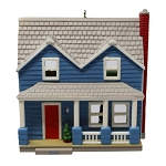 2020 Traditional Clapboard Two-Story, Nostalgic Houses and Shops #37