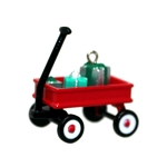 2020 Wee Red Wagon, Miniature