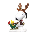 2020 Winter Fun With Snoopy #23, Miniature