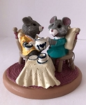 1988 Mice at Tea Party