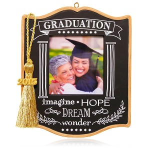 2015 Graduation, Photo Holder