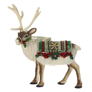 2019 Father Christmas's Reindeer, LIMITED EDITION