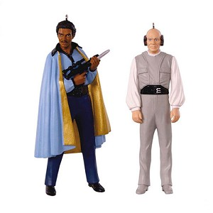 2018 Lando Calrissian and Lobot, Star Wars, SDCC - RARE