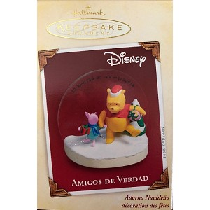 2005 Winnie the Pooh CollectionAmigos de Verdad, Winnie the Pooh Collection