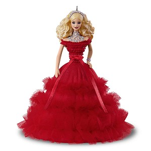 2018 Holiday Barbie #4