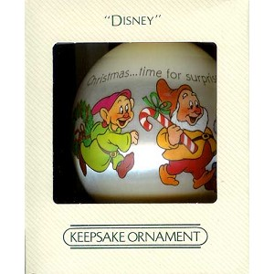 1982 Disney, The Seven Dwarfs - DB