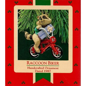 1987 Raccoon Biker