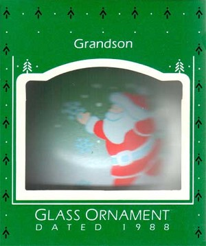 1988 Grandson, Glass Ball