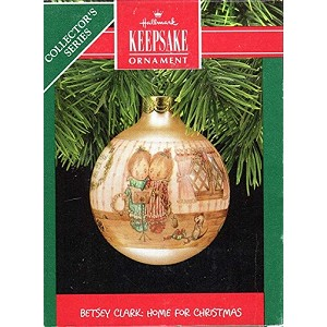 1990 Betsey Clark - 5th Christmas Duet, Betsey Clark : Home for Christmas #5