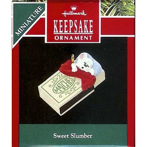 1990 Sweet Slumber, Miniature