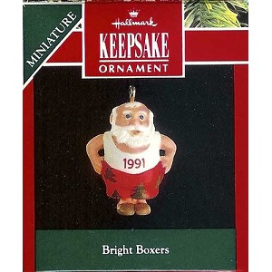 1991 Bright Boxers, Miniature