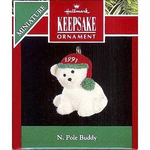 1991 N. Pole Buddy, Miniature