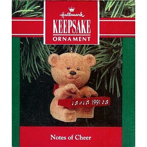 1991 Notes of Cheer