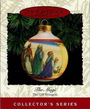 1993 The Magi, The Gift Bringers #5
