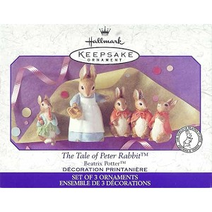 1999 The Tale of Peter Rabbit, Beatrix Potter