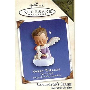 2003 Sweet William, Mary's Angels #16, COLORWAY - RARE