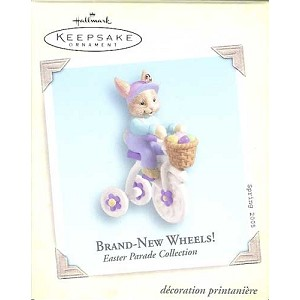 2005 Brand New Wheels, Easter Parade Collection