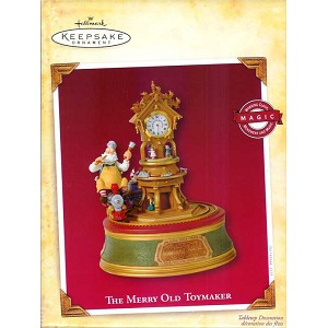 2005 The Merry Old Toymaker, Tabletop