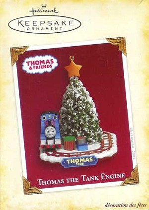2005 Thomas the Tank Engine, Thomas the Tank