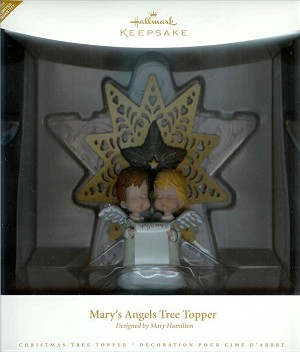 2006 Mary's Angels Tree Topper, Limited Quantity, Rare