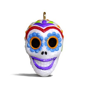 2018 Sugar Skull Guy, Halloween, Miniature