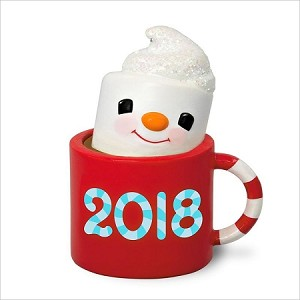 2018 Cocoa Cutie, Miniature, Club Ornament
