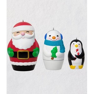 2018 Nesting Doll Surprise - Set of 3