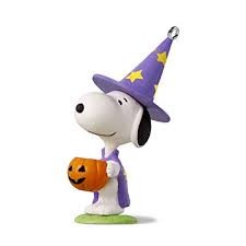 2018 Trick or Treat Snoopy, Halloween, Miniature