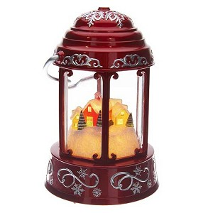 2018 Winter Lantern, Santa's Magic, Limited Edition