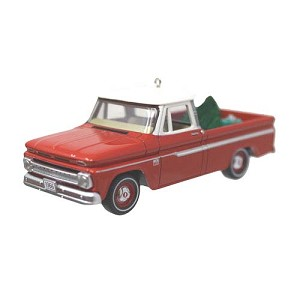 2020 1966 Chevrolet C-10 Pickup, All-American Trucks #26 - PRE ORDER NOW - SHIPS AFTER JULY 13