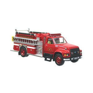 2020 1996 Ford F-800 Fire Engine, Fire Brigade #18 - PRE ORDER NOW - SHIPS AFTER JULY 13