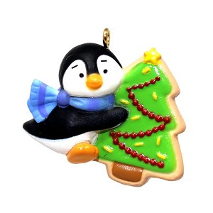 2020 A Christmas Cookie, Petite Penguins #5, Miniature