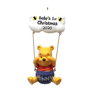 2020 Baby's First Christmas Disney Winnie the Pooh