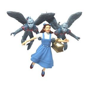 2020 Dorothy Gets Carried Away, The Wizard of Oz - RARE