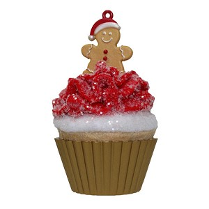 2020 Gingerbread Cutie, Christmas Cupcakes #11