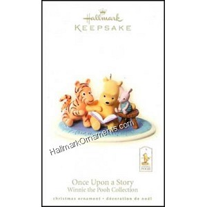 2008 Once Upon A Story, Winnie the Pooh