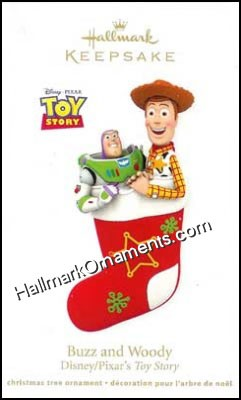 2011 Buzz and Woody, Disney's Toy Story