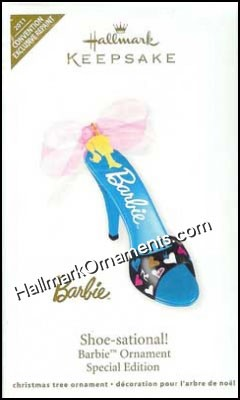 2011 Barbie Shoe-sational, Event, Colorway - RARE