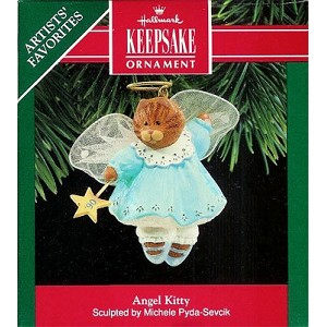 1990 Angel Kitty