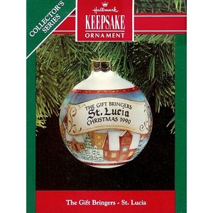 1990 The Gift Bringers - 2nd Saint Lucia