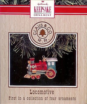 1991 Claus & Co. RR. - Locomotive