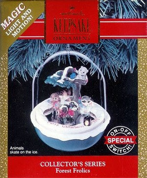 1991 Forest Frolics -  3rd  Ice Show