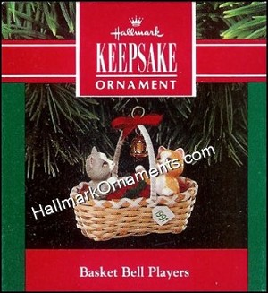 1991 Basket Bell Players