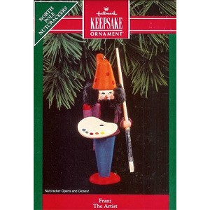 1992 Franz The Artist, North Pole Nutcrackers