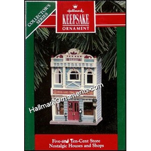 1992 Five and Ten Cent Store, Nostalgic House #9