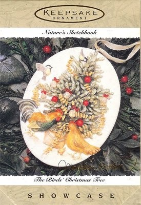 1996 The Birds' Christmas Tree, Nature's Sketchbook