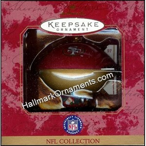 1997 NFL Collection - San Francisco 49ers, NFL Collection