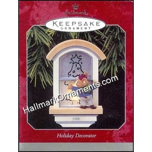 1998 Holiday Decorator