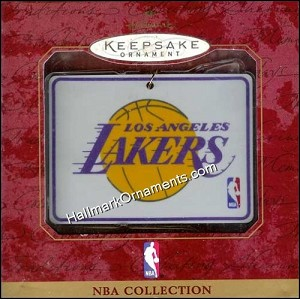 1998 NBA Collection - Los Angeles Lakers, NBA Collection
